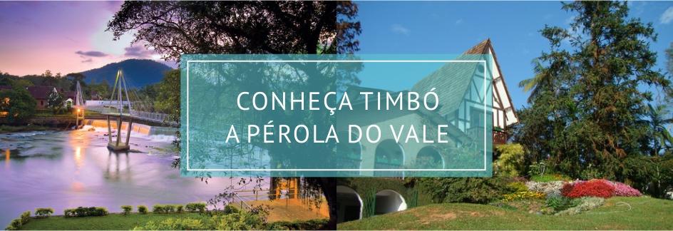 Timbó - Pérola do Vale - Foto: arquivo Restaurante e Choperia Thapyoka